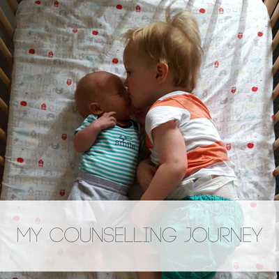 My counselling journey