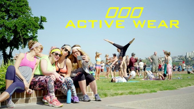 Active Wear Parady